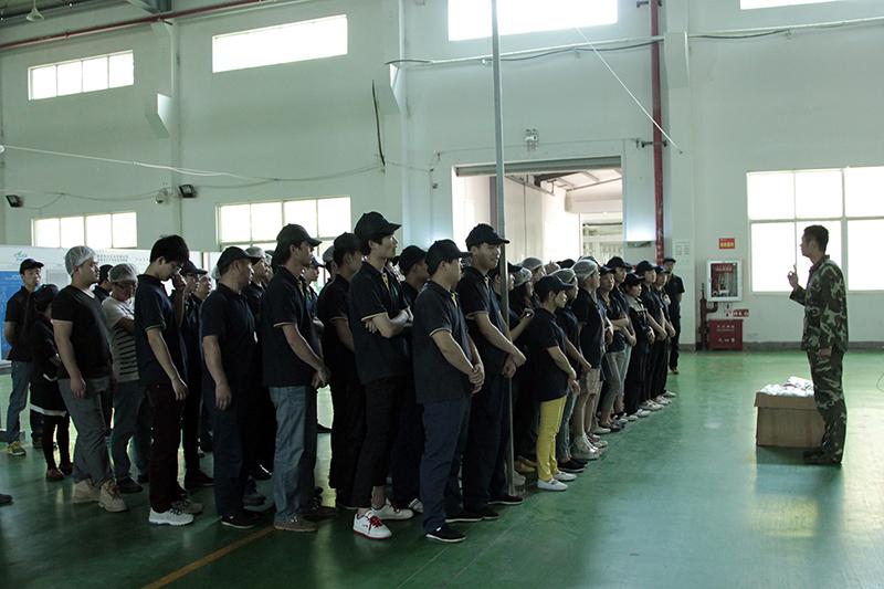 上海实业工厂组织消防演练 提升保障应急能力